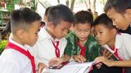 400 đầu sách trao cho học sinh vùng biên trong Ngày sách Việt Nam