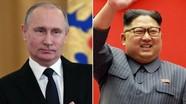 Nhà lãnh đạo Kim Jong-un khởi hành đi tàu hỏa tới Nga