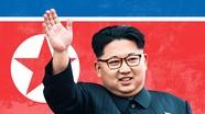 Nhà lãnh đạo Kim Jong-un vui mừng khi đặt chân lên lãnh thổ Nga