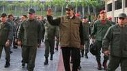 Quân đội Venezuela tuyên bố đang chờ lính Mỹ với vũ khí trên tay