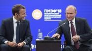 Tổng thống Pháp tuyên bố sẽ đối thoại với Putin