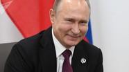 Tổng thống Trump ca ngợi Tổng thống Putin là 'người đàn ông tuyệt vời'