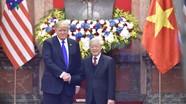 Tổng Bí thư, Chủ tịch nước Nguyễn Phú Trọng gửi điện mừng Quốc khánh Mỹ