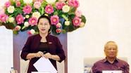 Chủ tịch Quốc hội đề nghị hoàn thiện đề án xây dựng Quốc hội điện tử