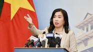 Việt Nam trao công hàm phản đối Trung Quốc tập trận ở Biển Đông