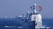 Philippines cáo buộc 5 tàu chiến Trung Quốc âm thầm đi vào lãnh hải