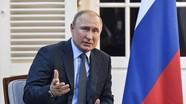 Tổng thống Putin: Tình hình tại Ukraine truyền cảm hứng cho sự lạc quan