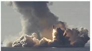 Nga phóng thành công hai tên lửa đạn đạo từ tàu ngầm chiến lược