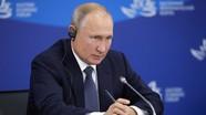 Tổng thống Putin đề xuất đưa Nga, Trung Quốc vào nhóm G7