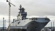Nga sẽ đặt 2 tàu sân bay vạn năng đầu tiên tại Crimea
