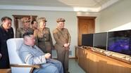 Nóng: Triều Tiên thử hệ thống phóng đa nòng siêu lớn