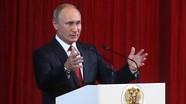Putin tuyên bố 'các vũ khí siêu thanh đã được đưa vào trực chiến'