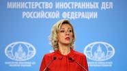 Nga tuyên bố Ukraine chỉ có thể đạt được hòa bình khi thực hiện các điều khoản ký kết