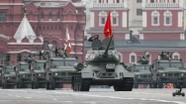 Nga không mời Tổng thống Ukraine tới tham dự Lễ duyệt binh