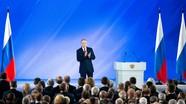 Tướng Cương: Sửa đổi Hiến pháp Nga là cuộc cách mạng của Putin