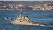 Nga: NATO mang 3 tàu quân sự vào Biển Đen