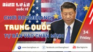 EU, Mỹ lần lượt tuyên bố 'tách rời', Trung Quốc có tự 'bắn vào chân mình'