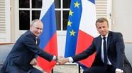 Nga và Pháp có thể tạo ra cấu trúc an ninh mới cho châu Âu