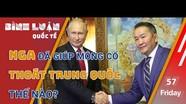 Tại sao Nga giúp Mông Cổ thoát khỏi Trung Quốc?