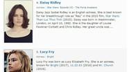 Ngô Thanh Vân xếp thứ 41 top diễn viên nổi tiếng Hollywood?