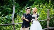 Ngắm bộ ảnh cưới đẹp lung linh của Lam Trường và vợ kém 17 tuổi