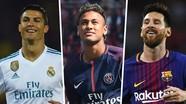 Điểm danh 10 cầu thủ đắt giá nhất VCK World Cup 2018