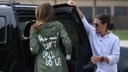 Giới thời trang rủ nhau công kích, phản đối Melania Trump