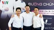 Đăng Dương, Trọng Tấn, Việt Hoàn làm live concert kỷ niệm 20 năm ca hát