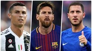 Đội hình xuất sắc nhất năm 2018: Ronaldo sánh vai cùng Messi