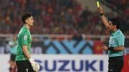 Trọng tài người Iran Alireza Faghani cầm còi trận Việt Nam đấu Jordan