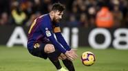 5 kỷ lục đã bị Messi phá vỡ trong đầu năm 2019