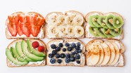 12 gợi ý bữa sáng với bánh mì nướng cho người ăn kiêng