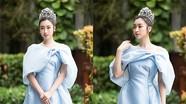 Đỗ Mỹ Linh, Tiểu Vy choáng ngợp trước vương miện 3 tỷ của Miss World Việt Nam