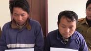 Bắt 2 đối tượng người Lào vận chuyển 18 nghìn viên ma túy tổng hợp