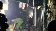 Cháy chợ lúc rạng sáng, 2 vợ chồng tử vong thương tâm