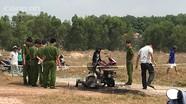 Phát hiện thi thể người phụ nữ chết cháy bên cạnh xe máy