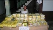 """Bắt đối tượng người Lào vận chuyển lượng ma túy tổng hợp """"khủng"""""""