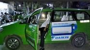 Phát hiện tài xế taxi tử vong trên ghế lái xe