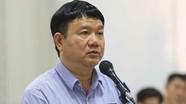 Ông Đinh La Thăng hầu tòa trong phiên phúc thẩm