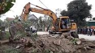 Bảo vệ thi công Dự án nâng cấp Quốc lộ 48E đoạn qua xã Nghi Thịnh (Nghi Lộc)