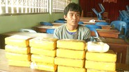 Bắt đối tượng vận chuyển 94.000 viên ma túy qua biên giới