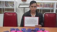 Nghệ An: Bắt giữ đối tượng mua bán 4.800 viên ma túy tổng hợp tại khu vực biên giới