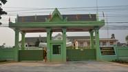 Công an Nghệ An hỗ trợ Công an Xiêng Khoảng (Lào) xây dựng trụ sở trị giá 3,5 tỷ đồng
