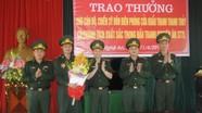 Thưởng nóng chuyên án bắt ông trùm người Lào mang 20.000 viên ma túy tổng hợp vào Việt Nam
