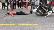 Nam thanh niên tử vong sau cú va chạm giữa xe máy với xe tải