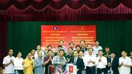 Gần 800 người Nghệ An di cư tự do, kết hôn không giá thú được ở lại tỉnh Bôlykhămxay, Lào