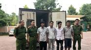 Công an Nghệ An bắt 6 đối tượng trốn nã ở phía Nam về quy án