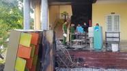 Cháy trường mầm non, kịp thời sơ tán toàn bộ học sinh