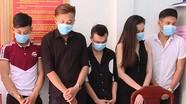 7 thanh niên nam, nữ phê ma túy trong quán karaoke