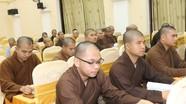 Nâng cao nhận thức pháp luật về tôn giáo cho tăng ni, tu sỹ, chức việc Phật giáo